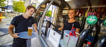 «Plenen» gjør comeback på Strømsø Torg