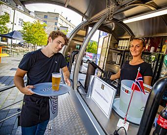 «Plenen» gjør come-back på Strømsø Torg