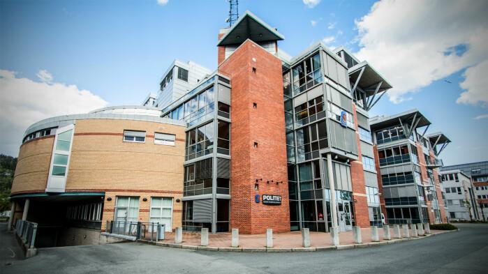 Politihuset i Drammen