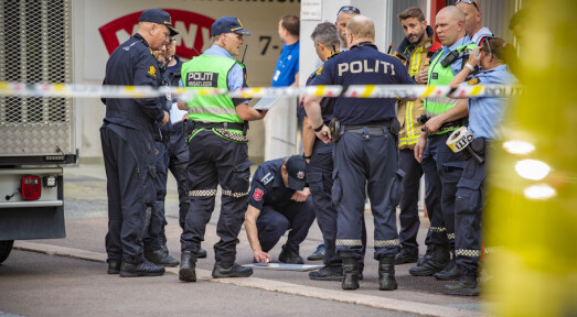 Evakuerte politistasjonen etter funn av mystiske brev