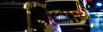 To mindreårige fersket av politiet for tagging