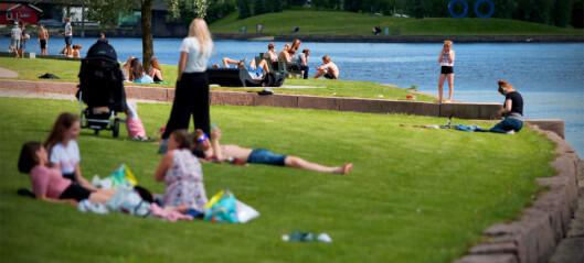 Varsler tropedag i Drammen