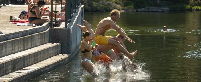 Nye tropedager i Drammen