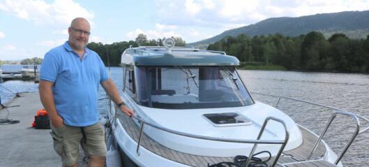 Utlovet dusør - da dukket stjålet båt opp tre år etter