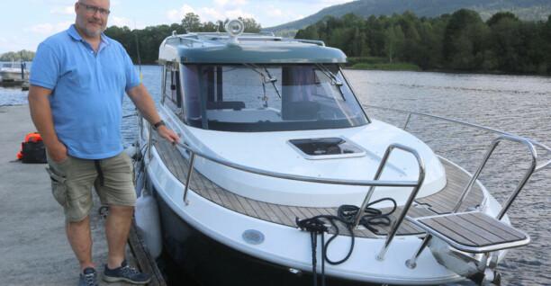 Utlovet dusør: Dagen etter dukket stjålet båt opp tre år senere