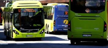 Brakar gjeninnfører kontanter på bussen
