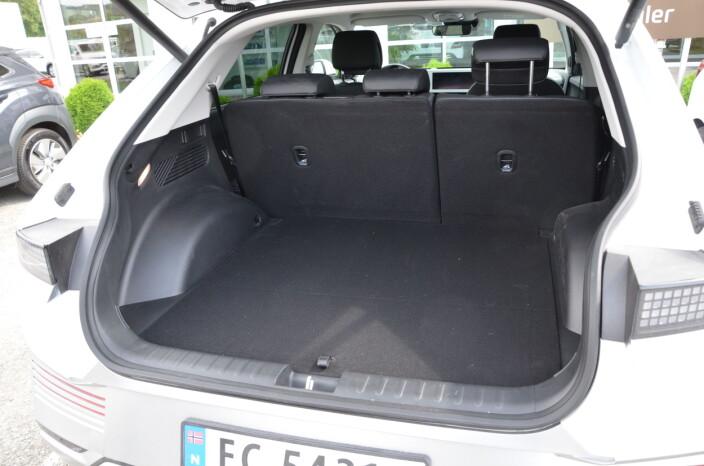 "<span class="" italic"" data-lab-italic_desktop=""italic"">Hyundais nyeste elbil kan by på god bagasjeplass.</span>"
