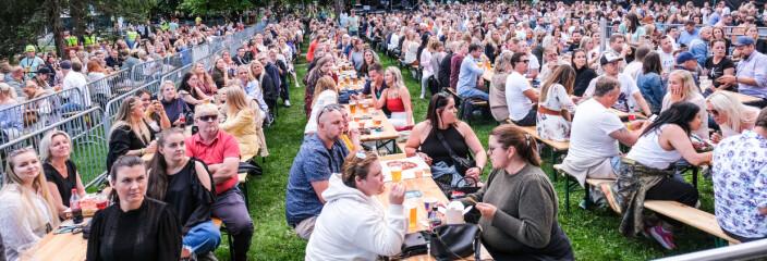 Elvefestivalen fredag i bilder