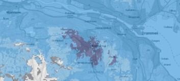 Nå kan du surfe med 5G-fart i Drammen