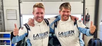 Larsen sikret NM-gull i rally
