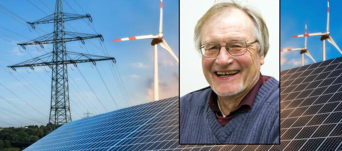 Det energipolitiske vanstyret