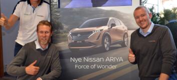 Sterk salgsstart for neste Nissan-suksess