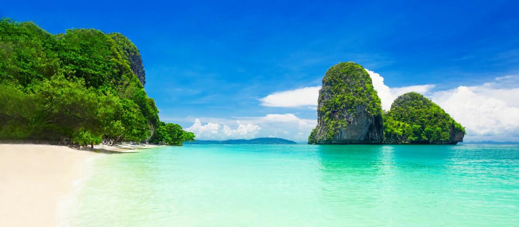 THAILAND: En av favorittene for de som vil ha sol og varme i vinter.