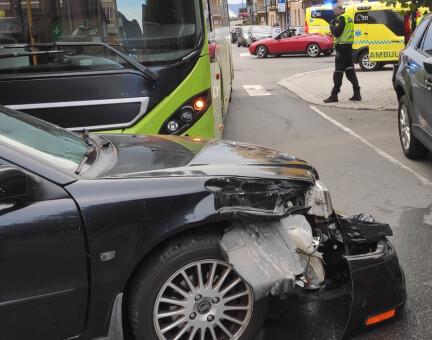 Bussjåfør mistet lappen