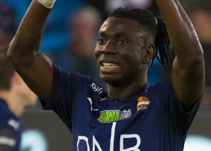 Samba-fotball på Marienlyst:Godset-nykommer med hattrick!