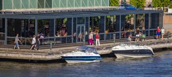 Ny sensasjonsmåling: 21,5 grader i Drammen onsdag