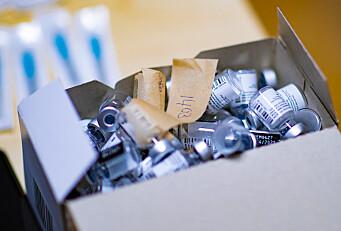 Mange avbestilte andre vaksinedose:Måtte kaste 1.000