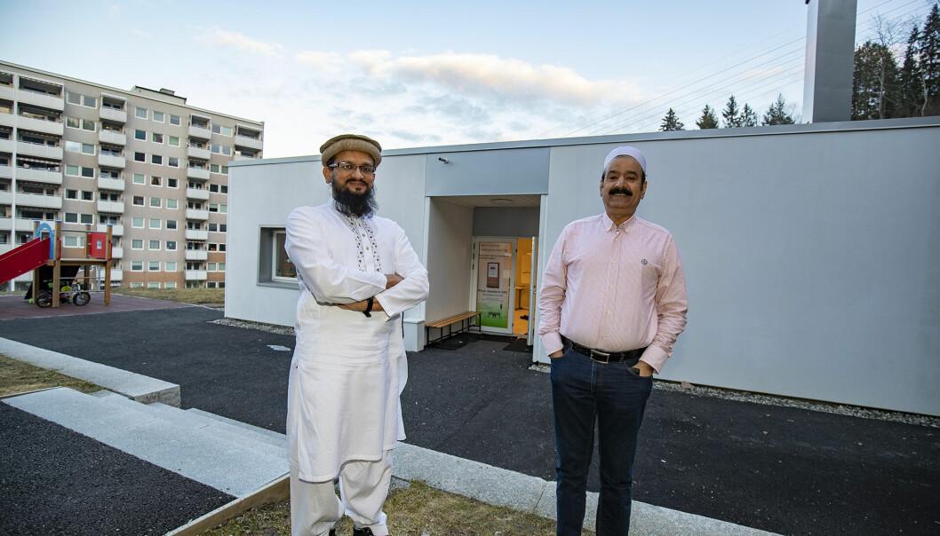 Vil starte med bønnerop fra moskeen på Fjell