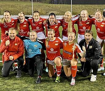 Seriemestere etter thrillerfinale