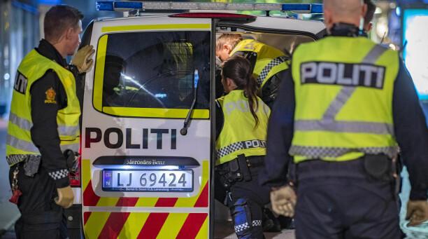 Politinatten: Ble bortvist- tok ikke hintet
