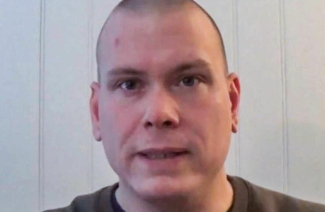MASSEDRAPSMANN: Espen Andersen Bråthen har erkjent drapene på fem personer i Kongsberg.