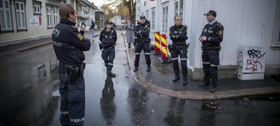 Politiet: - Alle fem ble drept med stikkvåpen
