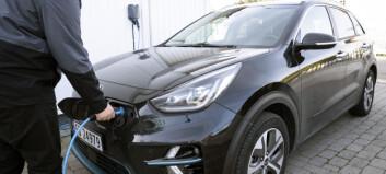 Høy strømpris dobler prisen for hjemmelading av elbil