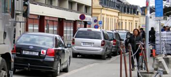 Vegvesenet: Parkeringsplasser fulle av feil