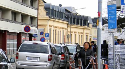 Vegvesenet: Parkerings- plasser fulle av feil